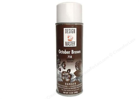 Design  Master Octuber Brown (12 oz)