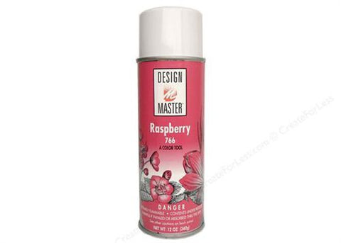 Design Master Rasberry Spray (12 oz)