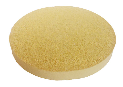 6 x 3/4 Inches Yellow Color Craft Foam Circle Disc for Sculpture Modeling DIY Arts and Crafts