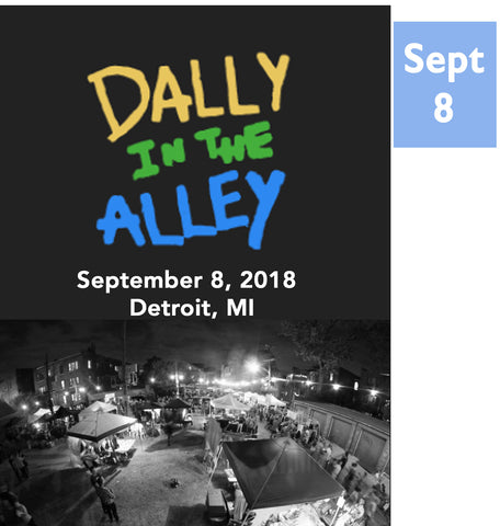 Dally in the Alley 2018