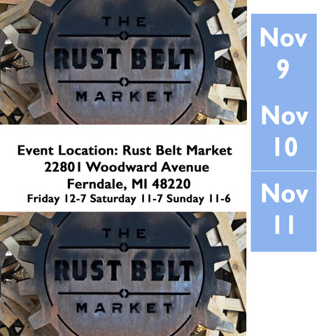 Rust Belt Market Pop-Up SOL-3 Avenue