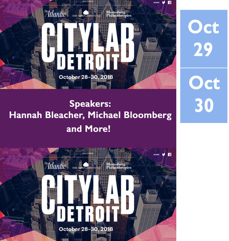 City Lab Detroit 2018 SOL-3 Avenue Pop-Up