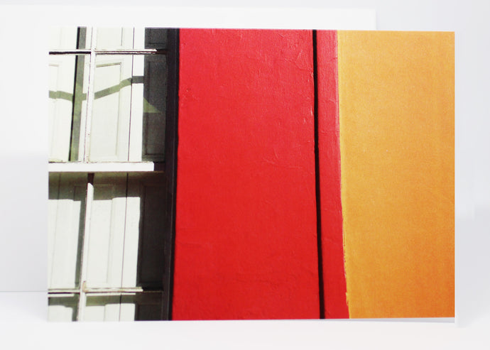 Cape Town Color Greeting Card