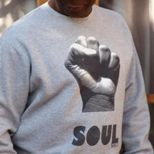 Soul Fist Sweatshirt (Bold) by SOL-3 Avenue