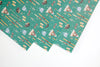 Vintage Winter Gear Gift Wrap