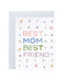 Mom Bestie Card