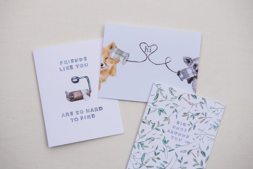 Good Deed Greeting Card Set