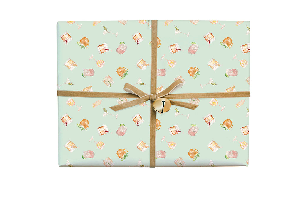 Happy Hour Gift Wrap