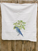 Bluebird Tea Towel