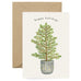 Holiday Fir Card