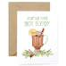 Hot Toddy Card