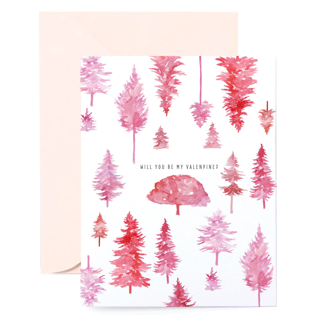 Will you be my Valenpine Card