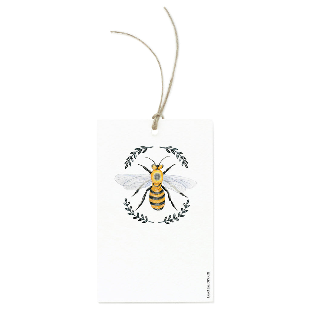 Queen Bee Gift Tag Set
