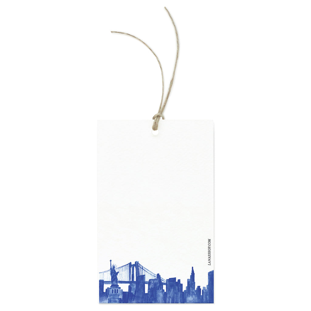 New York City Gift Tag Set