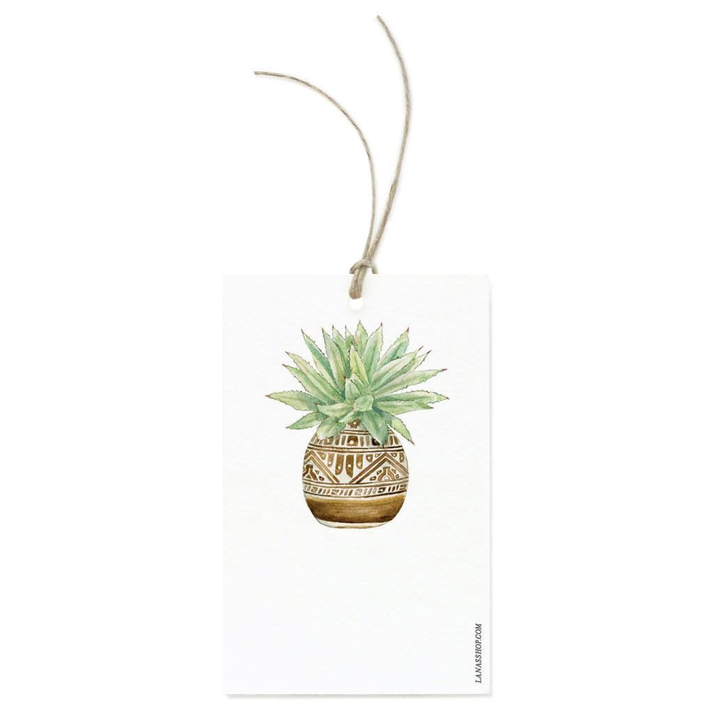 Succulent Planter Tag Set