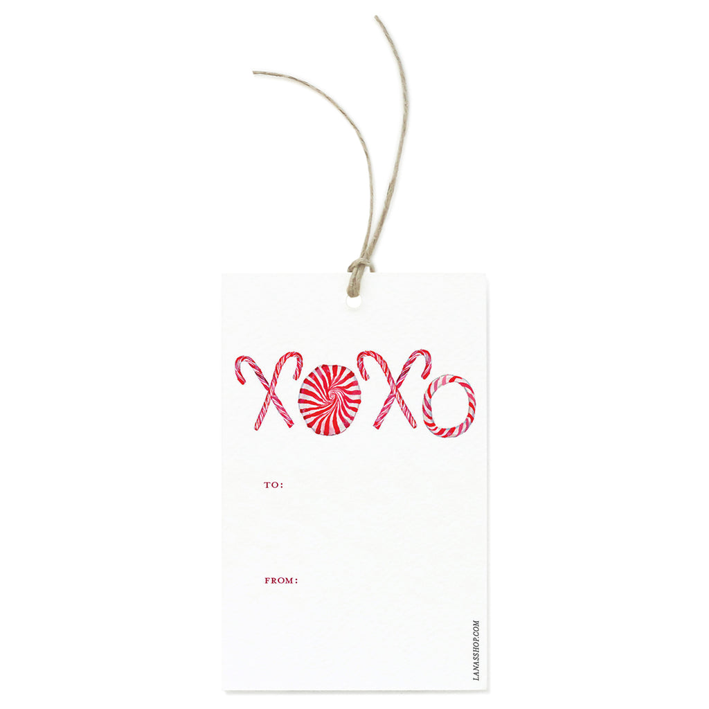 XOXO Gift Tag Set