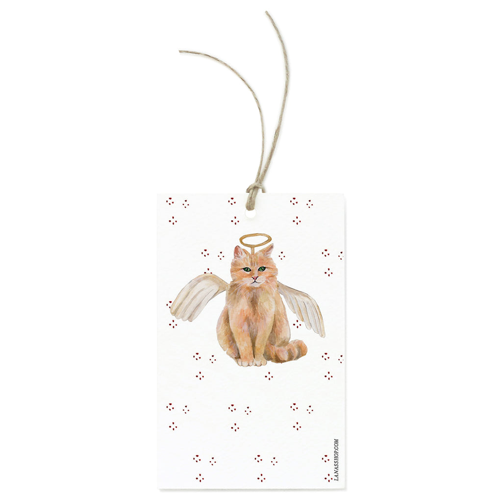 Angel Gift Tag Set