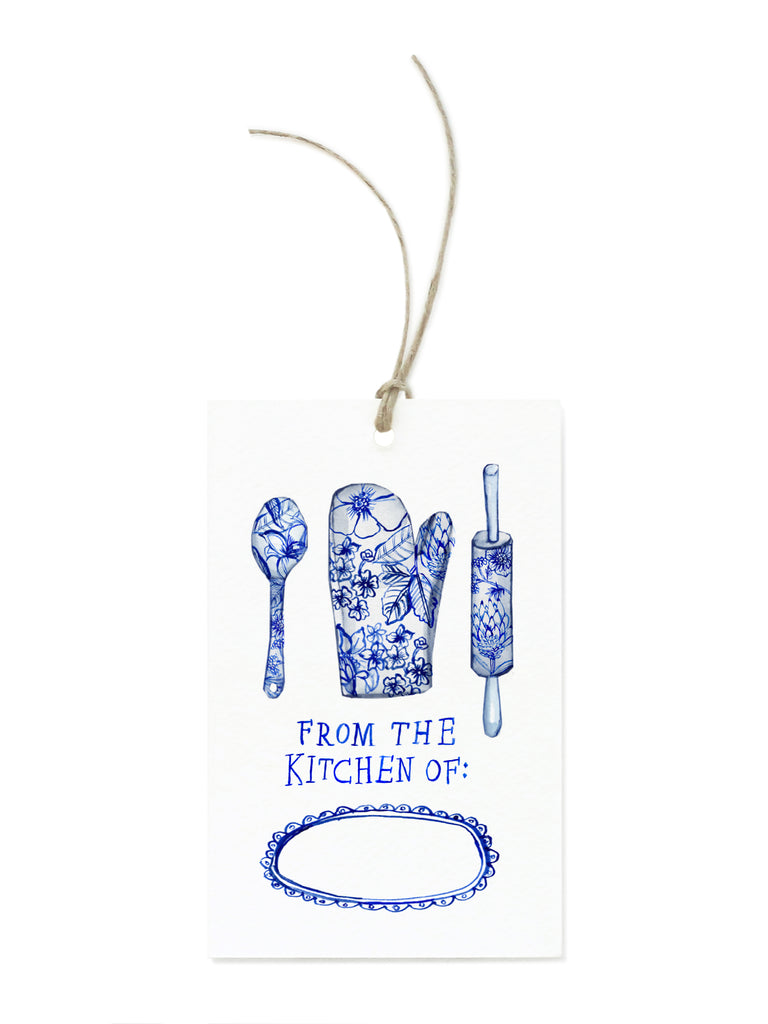From the Kitchen Gift Tag Set