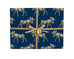 Blue Moose Gift Wrap