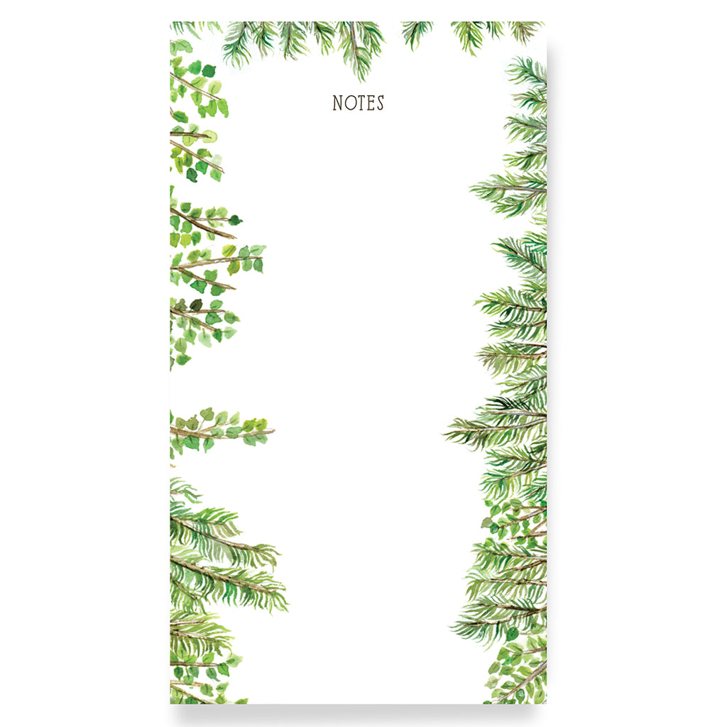Fir Branch Notepad
