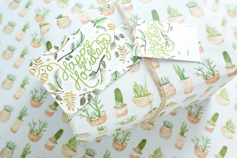 Succulent Wrapping Bundle