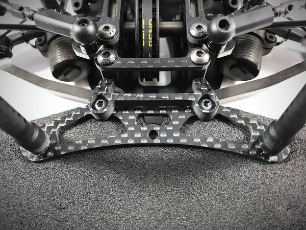 Carbon X-treme   Awesomatix A800 Front bumper brace kit