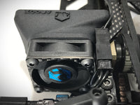 Carbon X-treme 30mm cooling fan inlet cover
