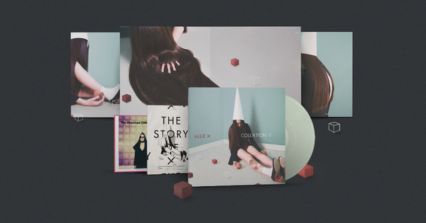 COLLXTION II LIMITED EDITION DELUXE VINYL