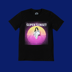 SUPER SUNSET ANALOG T-SHIRT