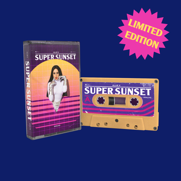 SUPER SUNSET ANALOG CASSETTE