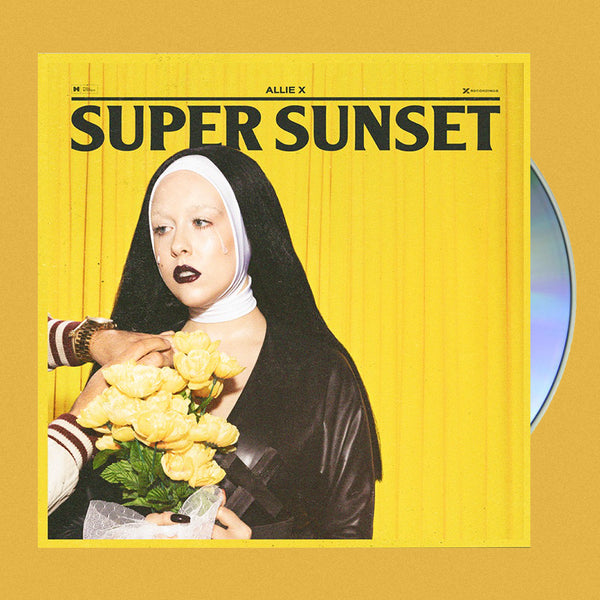SIGNED SUPER SUNSET CD