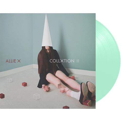 COLLXTION II LIMITED EDITION SINGLE SLEEVE GREEN VINYL