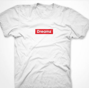 DREAMZ box logo t-shirt