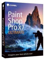 Corel PaintShop Pro X7 Ultimate RB - MyChoiceSoftware.com