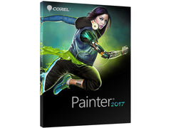 Corel Painter 2017 Esd - MyChoiceSoftware.com