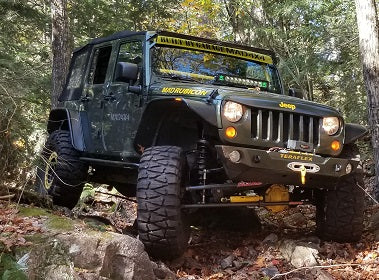 Michael Vernier Jeep GARAGE MAD4X4