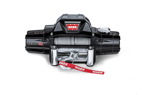 Image of Warn Zeon 10 Winch - 88990