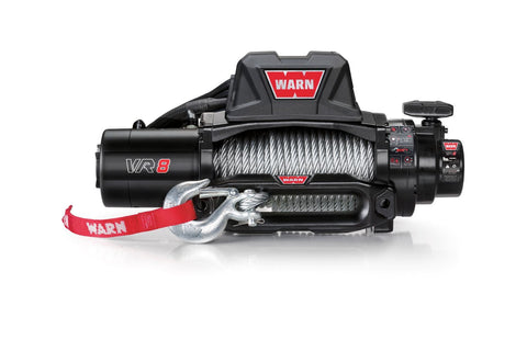 Image of Warn VR8 Winch - 96800