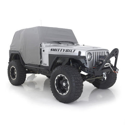 Front Image of Smittybilt - Cab Cover - 1061
