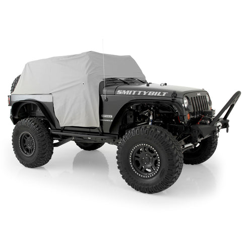 Front Image of Smittybilt - Cab Cover - 1068