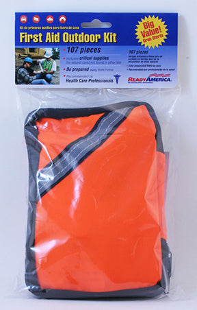 Ready America – Img1 First Aid Kit Cover - 74002