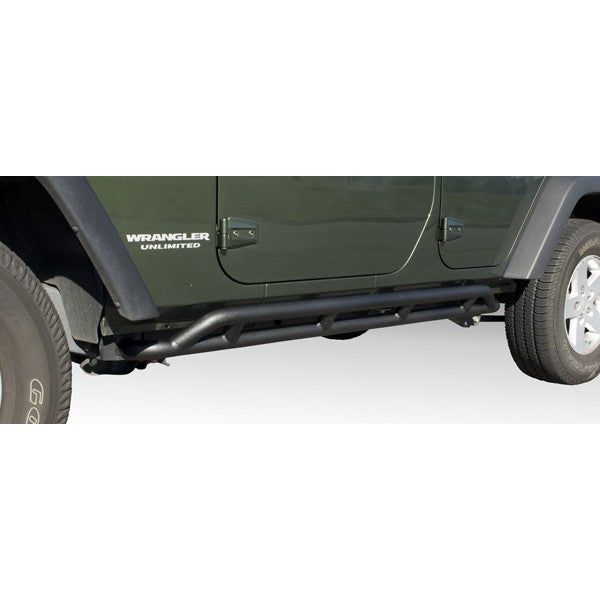 Rugged Ridge - RRC Rock Sliders JK 4DR - Garage MAD4X4