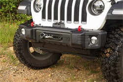Rugged Ridge - img1 Stubby Sparticus Front Bumper - 11544.24