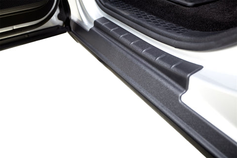 Bushwacker  14066 Rocker Panel & Sill Plate Guard Set  Side Set Textured Style Image 1 GarageMAD4X4