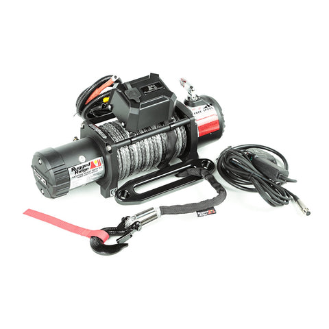 Image of Rugged Ridge Nautic 9.5K Winch - 15100.06