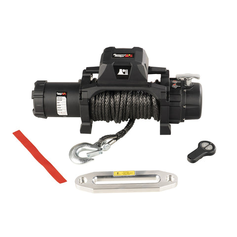 Image of Rugged Ridge Trekker 10K Winch - 15100.08
