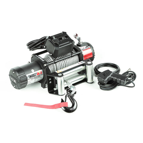 Image of Rugged Ridge Nautic 12.5K Winch - 15100.22