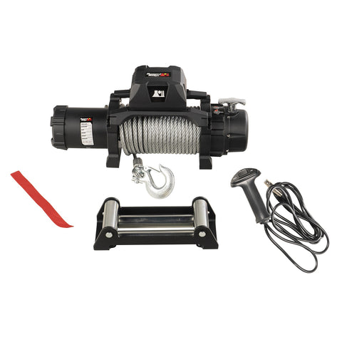 Image of Rugged Ridge Trekker 12.5K Winch - 15100.24