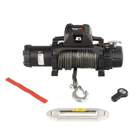 Image of Rugged Ridge Trekker 12.5K Winch - 15100.25