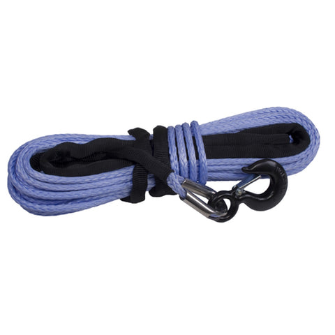 Image of Rugged Ridge 94ft Synthetic Winch Rope - 15102.11